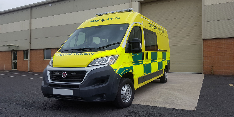 Ambulance Hire Rental Sales Niche Vehicle Solutions Ltd